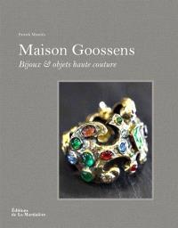Maison Goossens : bijoux & objets haute couture