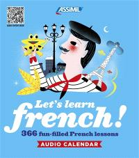 Let's learn French ! : 366 fun-filled French lessons