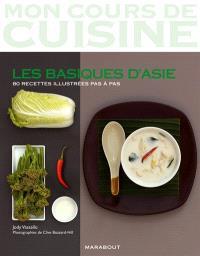 Les basiques cuisine asiatique