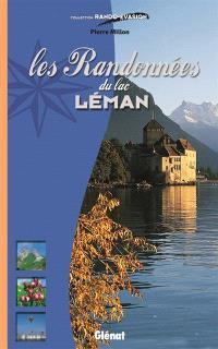 Les randonnées du lac Léman