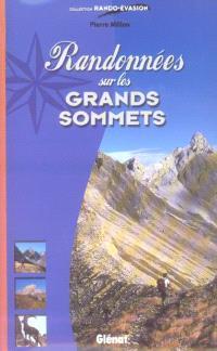 Randonnées sur les grands sommets