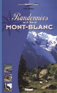 Randonnées sur le tour du Mont-Blanc