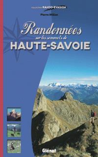 Randonnées sur les sommets de Haute-Savoie