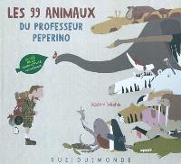 Les 99 animaux du professeur Peperino