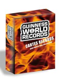 Guinness World Records : cartes records pour battre tous les records