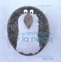 Les animaux de la neige