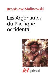 Les Argonautes du Pacifique occidental