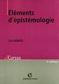 Eléments d'épistémologie