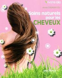 Soins naturels pour les cheveux