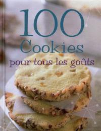 100 cookies pour tous les goûts