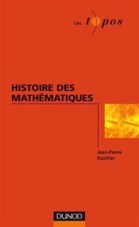 Histoire des mathématiques
