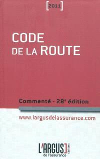 Code de la route commenté 2011
