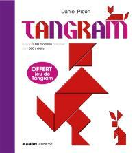 Tangram : plus de 1.000 modèles à réaliser dont 500 inédits