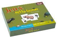Les jeux du Syllabozoo, GS-CP