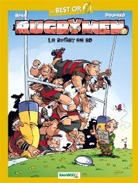 Les rugbymen : le rugby en BD