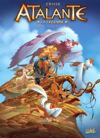 Atalante : la légende. Volume 4, L'envol des Boréades