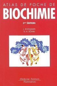 Atlas de poche de biochimie