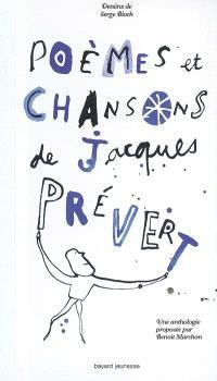 Poèmes et chansons de Jacques Prévert