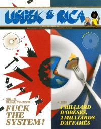 Usbek & Rica. n° 4