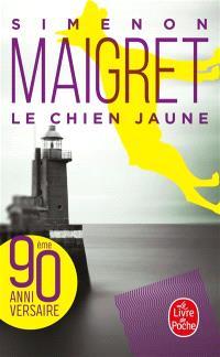 Le chien jaune : Maigret