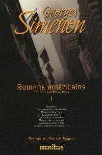 Romans américains. Volume 1