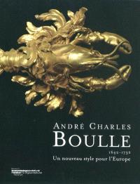 André Charles Boulle, 1642-1732 : un nouveau style pour l'Europe : exposition, Museum für Angewandte Kunst de Francfort, 28 octobre 2009-31 janvier 2010
