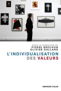 L'individualisation des valeurs