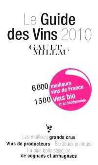 Le guide des vins 2010 Gault-Millau