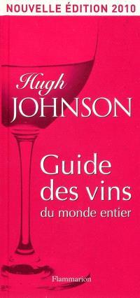 Guide des vins du monde entier