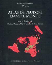 Atlas de l'Europe dans le monde
