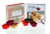Cook'in box, Mini-cakes : 39 recettes + 6 moules en silicone