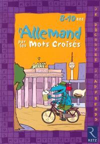 L'allemand par les mots croisés, 8-10 ans