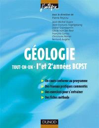 Géologie tout en un, 1re et 2e années BCPST