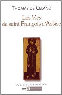 Les vies de saint François d'Assise