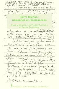 Pierre Michon : naissance et renaissances