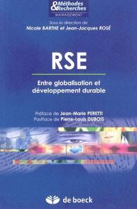 RSE : entre globalisation et développement durable