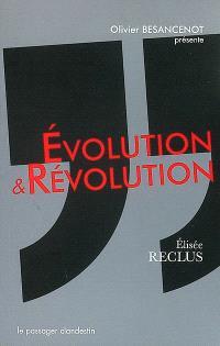 Evolution et révolution