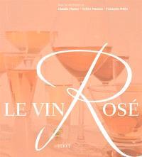 Le vin rosé