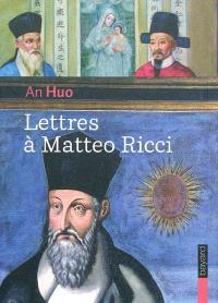 Lettres à Matteo Ricci
