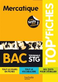 Mercatique bac terminale STG