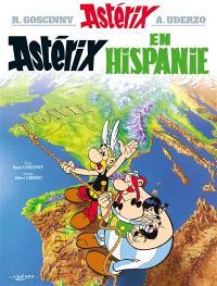 Une aventure d'Astérix. Volume 14, Astérix en Hispanie