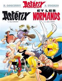 Une aventure d'Astérix. Volume 9, Astérix et les Normands