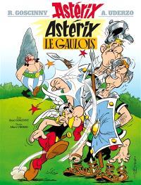 Une aventure d'Astérix. Volume 1, Astérix le Gaulois
