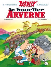 Une aventure d'Astérix. Volume 11, Le bouclier arverne