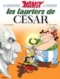 Une aventure d'Astérix. Volume 18, Les lauriers de César