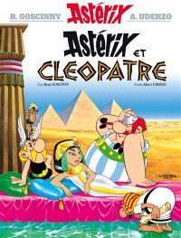 Une aventure d'Astérix. Volume 6, Astérix et Cléopâtre