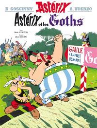 Une aventure d'Astérix. Volume 3, Astérix et les Goths