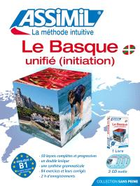 Le basque unifié (initiation)