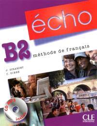 Echo B2 : méthode de français