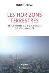 Les horizons terrestres : réflexions sur la survie de l'humanité